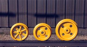 Nolan's Cast Replacement Wheels