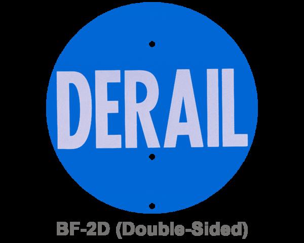 BF-2D_DERAIL_SIGNAL FLAG_BLUE