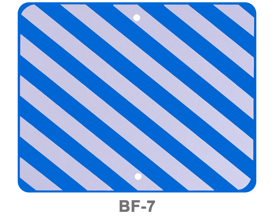 BF-7_STRIPED_SIGNAL FLAG_BLUE