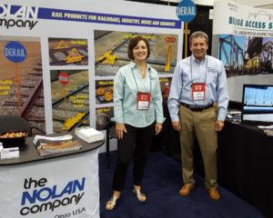 Nolan Company in booth 3787 atREMSA 2017