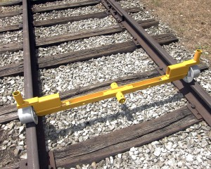 RD-1-102 Rail Dolly