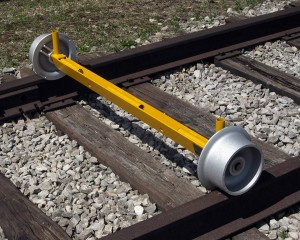 RD-2 Rail Dolly