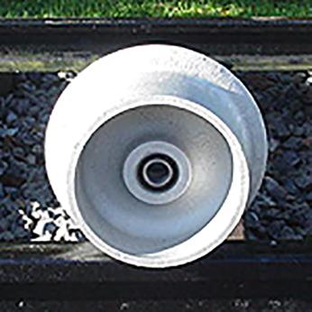 TS-12A- Aluminum Wheel